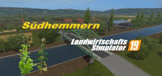 Photo of FS19 – Sudhemmern Map V2