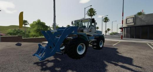 Photo of FS19 – T-150K To-25 Old V1.1.1