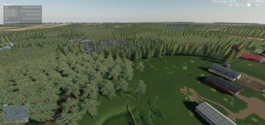 Photo of FS19 – Tervalehti Multifruit Map V1.0.1