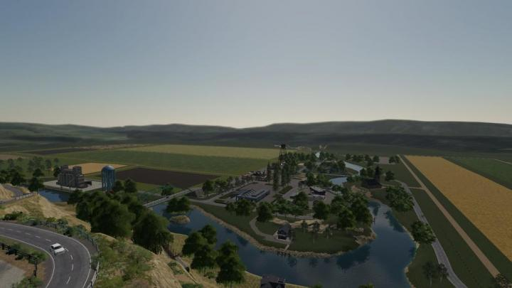 FS19 - The Pacific Northwest 19 Map V1