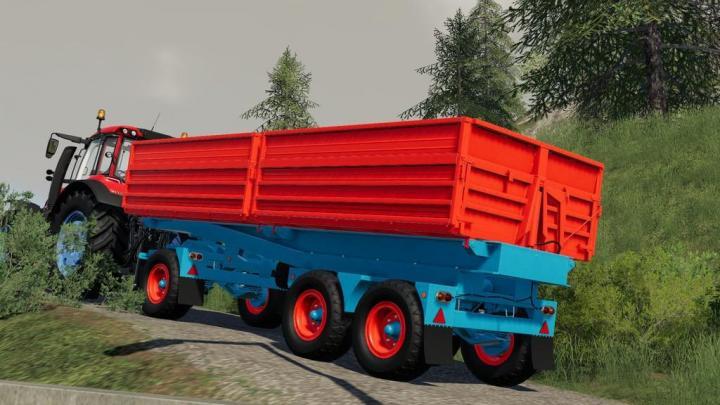 FS19 - Toldi 14 V1