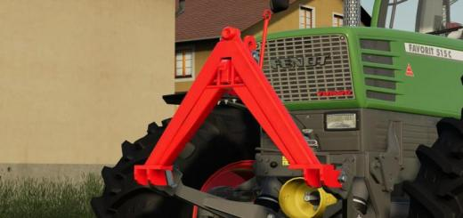 Photo of FS19 – Tractor Triangle Pack V1
