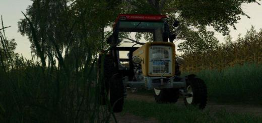 Photo of FS19 – Ursus C360 Koja V1