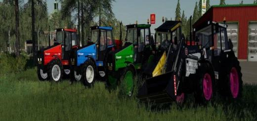 Photo of FS19 – Valmet 905 Tractor V1
