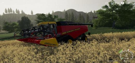Photo of FS19 – Versatile Rt490 V1