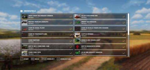 Photo of FS19 – West Pack V1