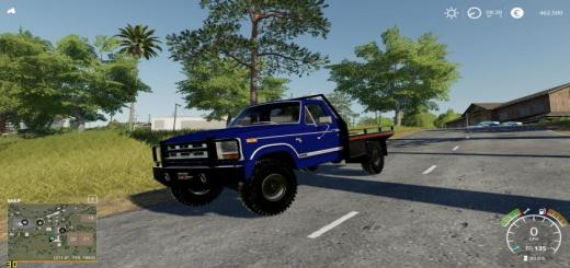 Photo of FS19 – 1987 Ford F-250 V1.2