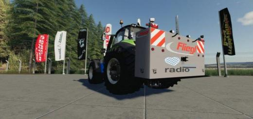 Photo of FS19 – 4T Rear Weight