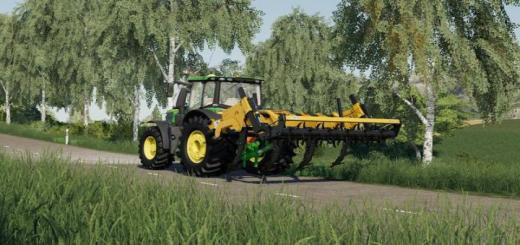 Photo of FS19 – Alpego Supercraker K7-350 V0.9.9.1