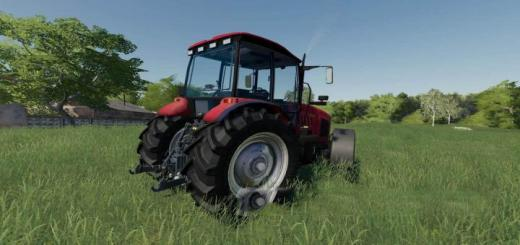 Photo of FS19 – Belarus Mtz-2022 V1.3.3