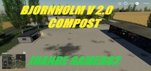 Photo of FS19 – Bjornholm By Jg82 Compost V2