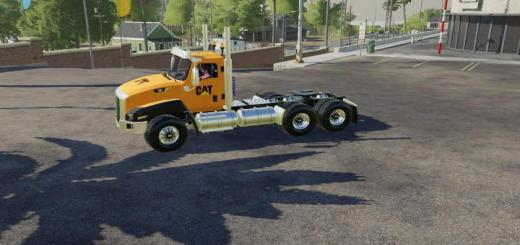 Photo of FS19 – Cat Ct660 V1