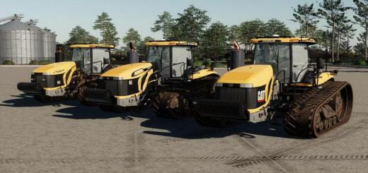 Photo of FS19 – Challanger Mt 800 Series V1