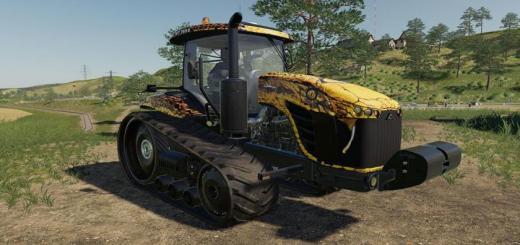 Photo of FS19 – Challenger Mt700E Field Viper V1.0.0.1