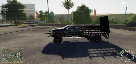 Photo of FS19 – Chevy 4500 Lawn Care V1.2
