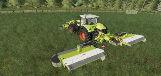 Photo of FS19 – Claas Mower Pack V1.1