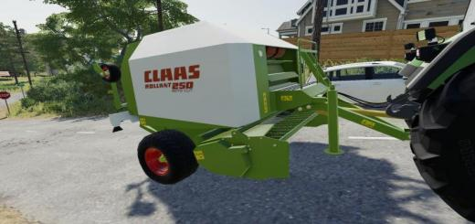 Photo of FS19 – Claas Rollant 250 V1.5