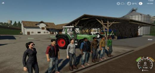 Photo of FS19 – Contractormod V1.0.0.2