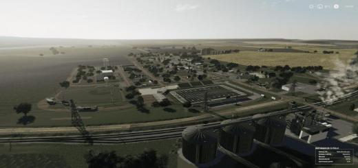 Photo of FS19 – Countyline Map V1.0.1