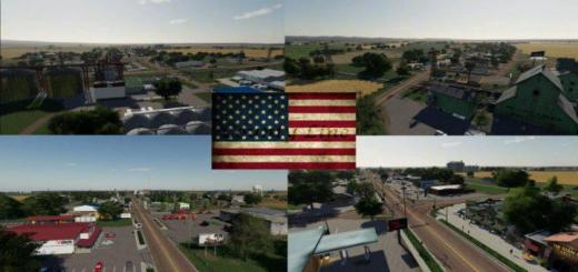 Photo of FS19 – Countyline Map V1