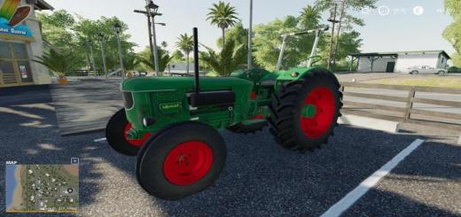 Photo of FS19 – Deutz D80 V0.5 Beta