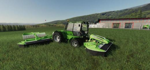Photo of FS19 – Deutz-Fahr Intrac V1