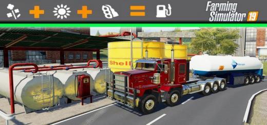 Photo of FS19 – Diesel Fuel Production V1