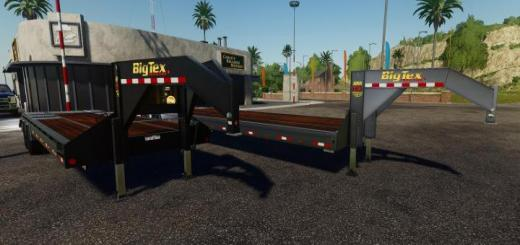 Photo of FS19 – Exp19 Bigtex 22Gn/ph Trailer V2