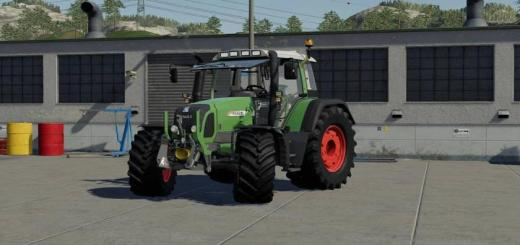 Photo of FS19 – Fendt 400 Vario Tms/farmer V1.2