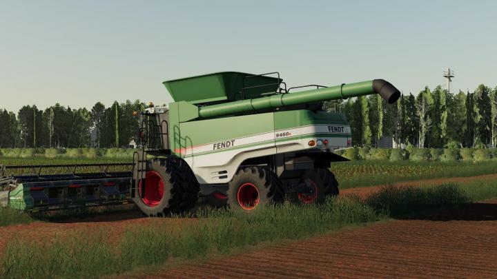FS19 - Fendt 9460R V1