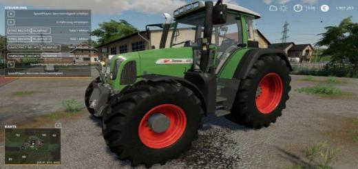 Photo of FS19 – Fendt Vario 400 Tractor V1