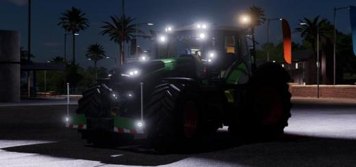 Photo of FS19 – Fendt Vario 900 S5 V2