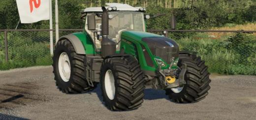 Photo of FS19 – Fendt Vario 900 Tractor V1