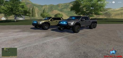 Photo of FS19 – Ford F150 Velociraptor V1.1
