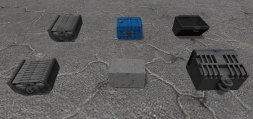 Photo of FS19 – Frontequipment Pack V1