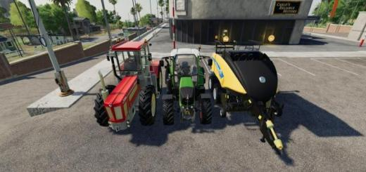 Photo of FS19 – Gamling Multicolor Pack V1.0.0.4