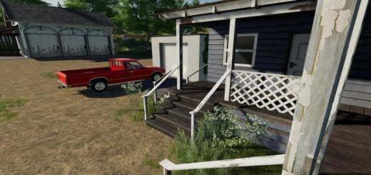 Photo of FS19 – Garage With Workshoptrigger V1.2