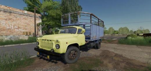 Photo of FS19 – Gaz-52 V1.0