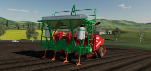 Photo of FS19 – Gessner Deep Cultivator With Fertilizer Function V1