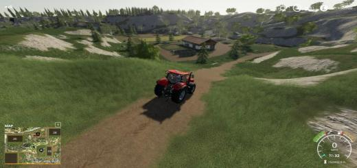 Photo of FS19 – Great Hagenstedt Map V2