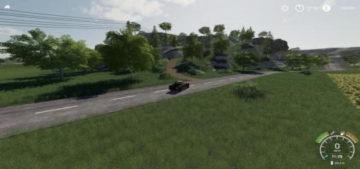 Photo of FS19 – Great Hagenstedt Map V3