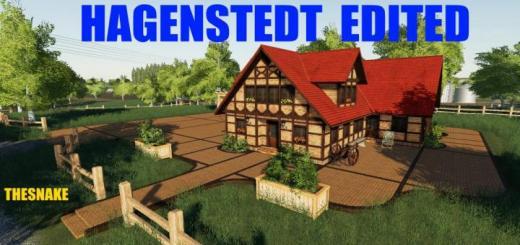 Photo of FS19 – Hagenstedt Edited V1.0.0.1