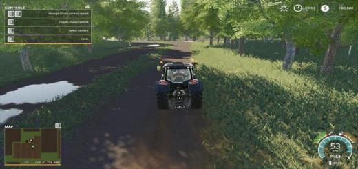 Photo of FS19 – Hidden Hollow Map V1