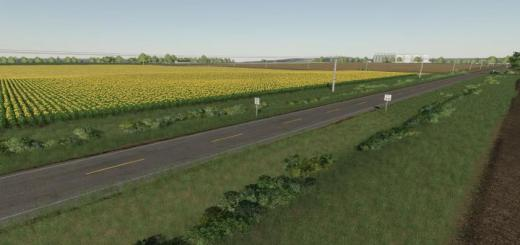 Photo of FS19 – Hoosier Heartland Map V1