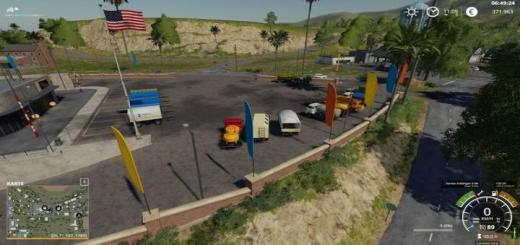 Photo of FS19 – Ifa L60 Swap Body Package V3.5