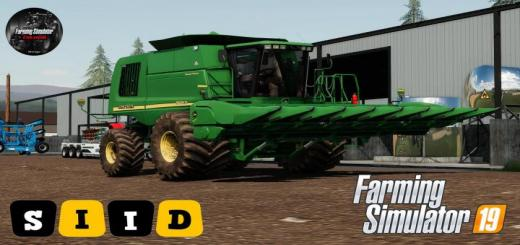 Photo of FS19 – John Deere 50-60 Sts Series Beta