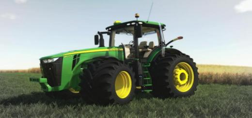 Photo of FS19 – John Deere 8R Us Series V1