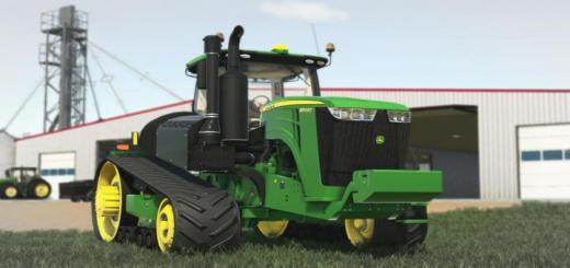 Photo of FS19 – John Deere 9Rt Series V1