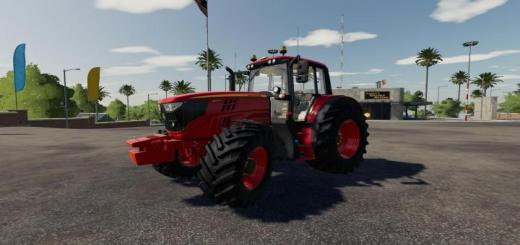 Photo of FS19 – John Deere Series 6M V1.0.0.1