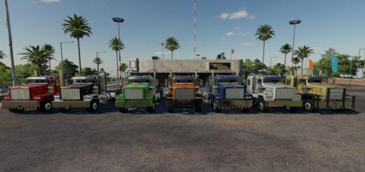Photo of FS19 – Kenworth C500 V1.2